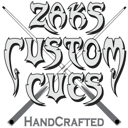 Zaks Custom Cues Grayscale